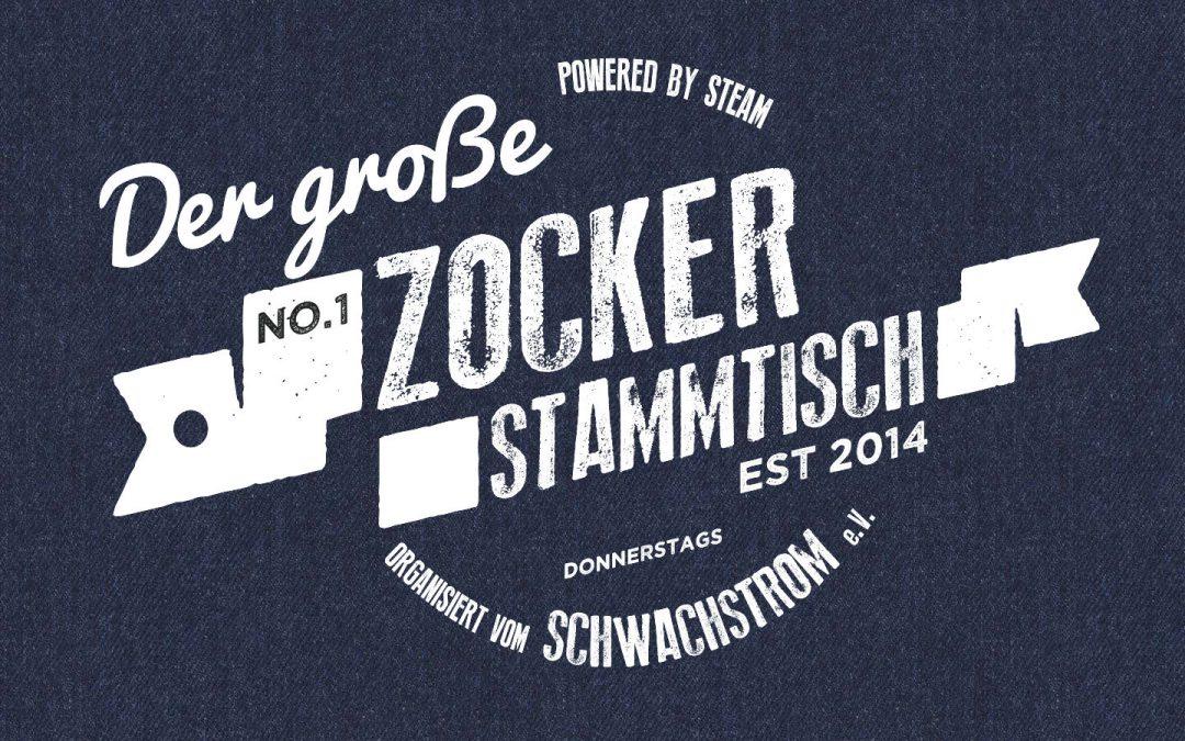 Zockerstammtisch & JHV-Planung im Februar